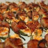 [Recipe] Bacon-Wrapped BBQ Jalapeno Poppers