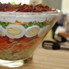 [Recipe] Layered Salad