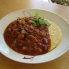 [Recipe] Vegetarian Chili and Warm Polenta