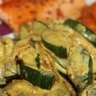[Recipe] Creamy Curried Zucchini