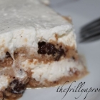 [Recipe] Layered Cookie Dessert: Who says grown ups shouldn't dip cookies in milk anymore?
