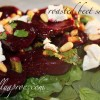 [Recipe] Beet Salad with Maple Vinaigrette