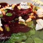[Recipe] Beet Salad with Maple Vinaigrette