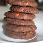 [Recipe] Chocolate Chocolate Chip Cookies