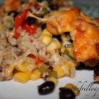 [Recipe] Mexican Chicken Rice Bake