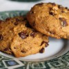 [Recipe] Pumpkin Chocolate Chip Cookies