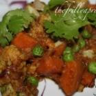 [Recipe] Sweet Potato Aloo Gobi