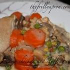 [Recipe] Creamy Chicken and Stuffing Casserole