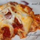 [Recipe] Meat Sauce Turned Lasagna