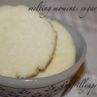 [Recipe] Melting Moment Sugar Cookies
