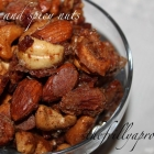 [Recipe] Sweet and Spicy Mixed Nuts (With Bacon!)
