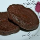 [Recipe] World Peace Cookies