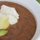 [Recipe] Black Bean Soup