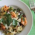[Recipe] Tortellini Salad with Basil Pesto Vinaigrette