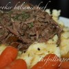 [Recipe] Slow Cooker Balsamic Beef