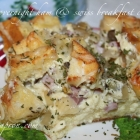 [Recipe] Overnight Ham & Swiss Breakfast Casserole