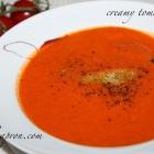 [Recipe] Creamy Tomato Soup