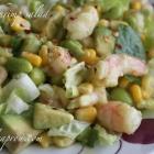 [Recipe] Winter Shrimp Salad with Lime Vinaigrette