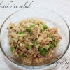 [Recipe] Wuhr's Beach Rice Salad