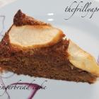 [Recipe] Molasses Apple Gingerbread Cake