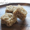 12 Days of Christmas, Day 6: [Recipe] Butterscotch Oat Squares
