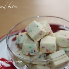 12 Days of Christmas, Day 4: [Recipe] Good Housekeeping's Shortbread Bites