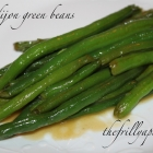 12 Frilly Days of Christmas 2015, Day 7: [Recipe] Maple Dijon Green Beans