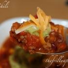 [Recipe] Beef Chili