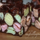 12 Days of Christmas, Day 7: Chocolate Confetti Squares