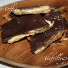 12 Days of Christmas, Day 11: [Recipe] Cracker Toffee