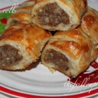 12 Days of Christmas, Day 2: Sausage Rolls