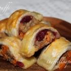 12 Days of Christmas, Day 9: [Recipe] Turkey Puffs
