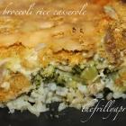 [Recipe] Chicken Broccoli Rice Casserole