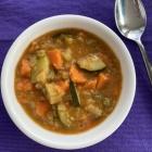 [Recipe] Vegan Red Lentil Soup