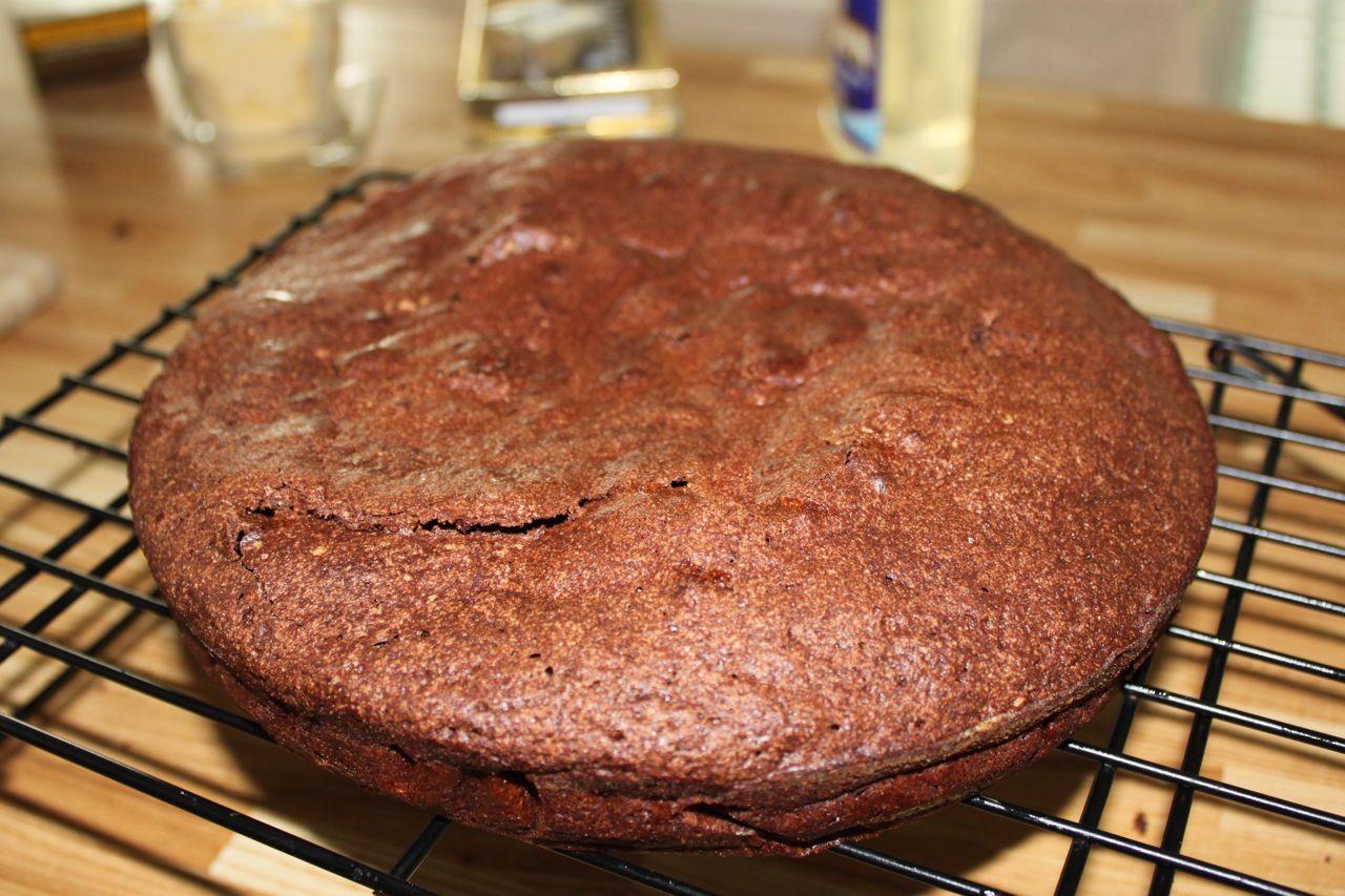 Dorie Greenspan's Almost-Fudge Gâteau: Dark chocolate ...