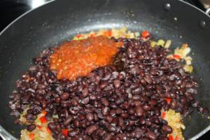black bean soup 5