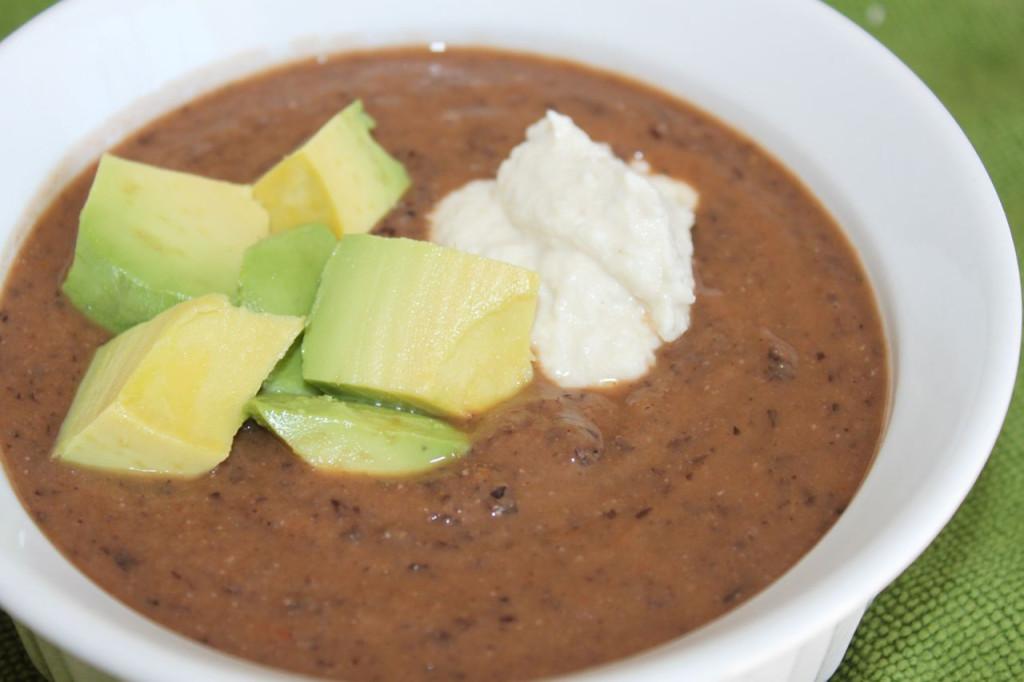 black bean soup cover 1