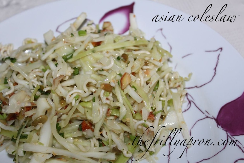 asian coleslaw cover