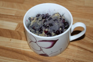 blueberry mug muffin 8