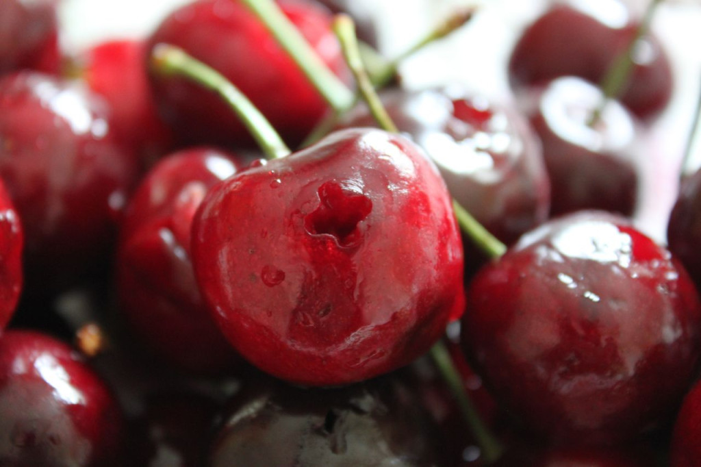 boozy bourbon soaked cherries 7