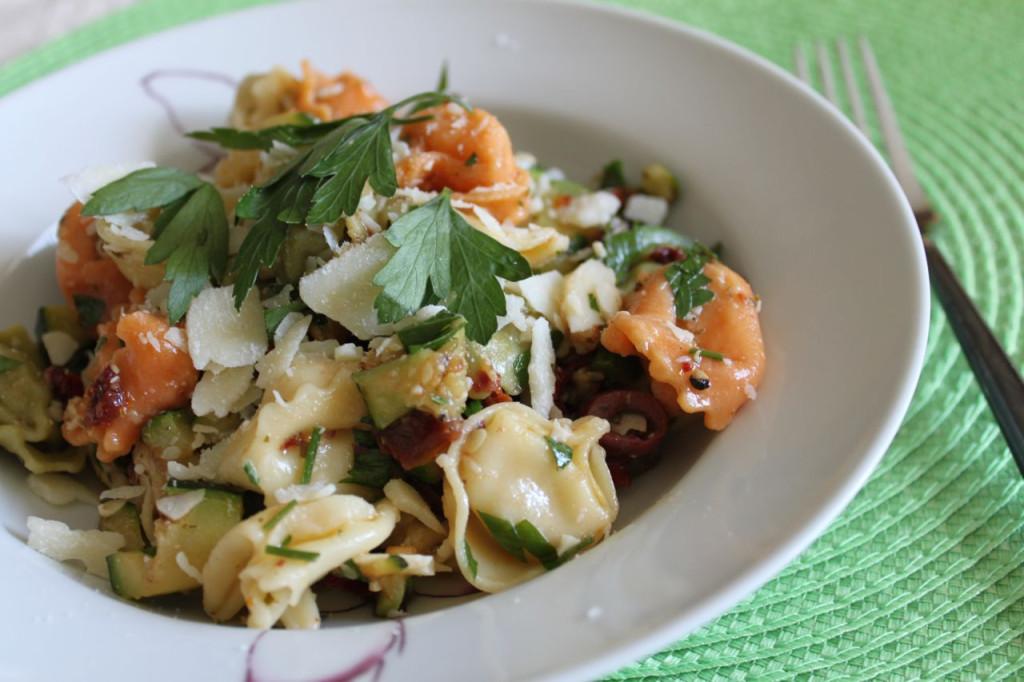 tortellini salad cover 2