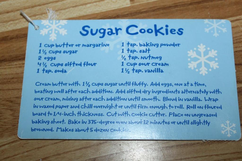 sugar cookies 6
