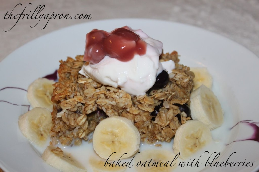 baked oatmeal cover