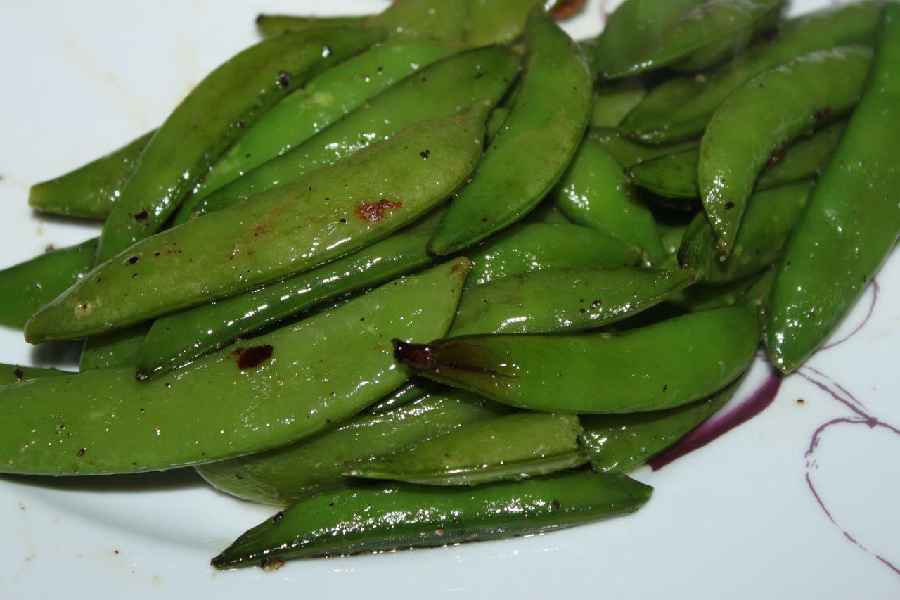 Sugar Snap Peas Baby Food Recipe