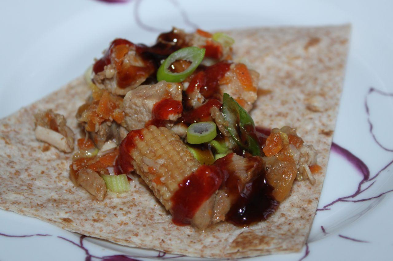 America S Test Kitchen Mushu Pork