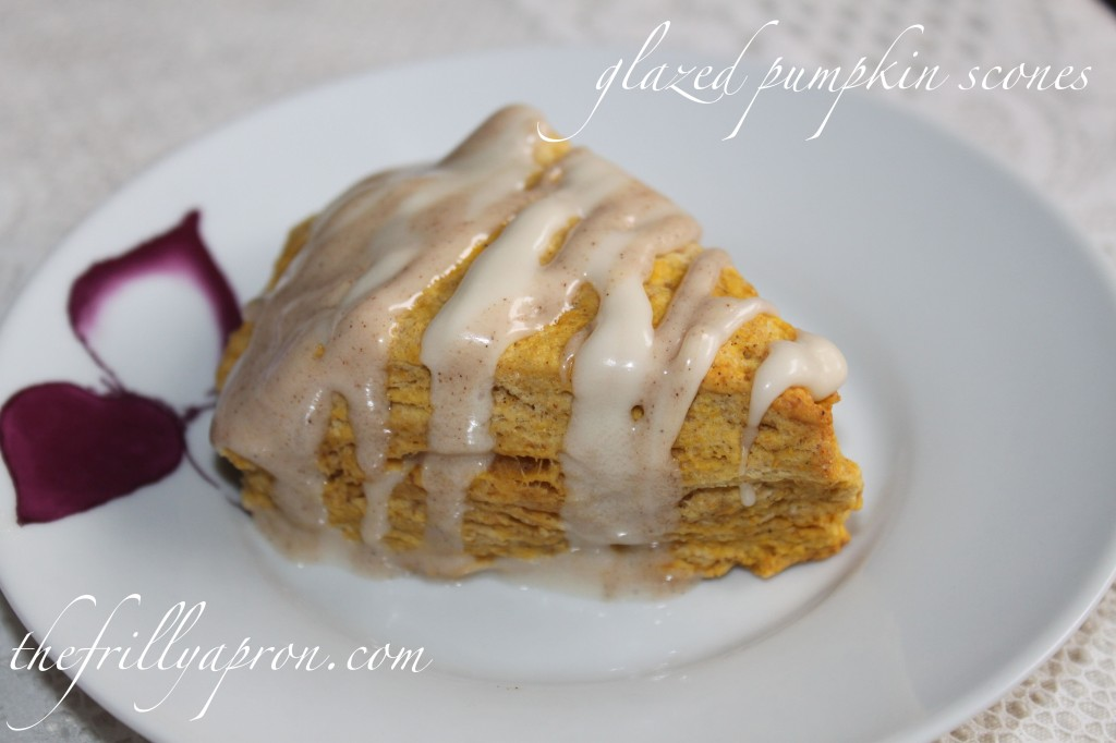 pumpkin scone cover