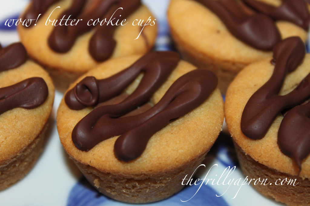 cookie cups cover